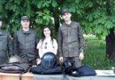 """Педагоги ЗОЕНЦ """"не пасли задніх"""" на Всеукраїнському фестивалі патріотичних справ, що проходив у Вінниці"""