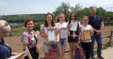 Всеукраїнський збір юних ботаніків пройшов  на легендарному острові Хортиця