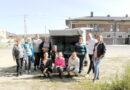 """Педагоги ЗОЕНЦ підтримали міжнародну акцію """"День очищення"""" і прибрали територію Чорного озера"""